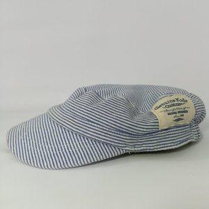 OshKosh Kids Conductors Hat Baby 18M Cotton